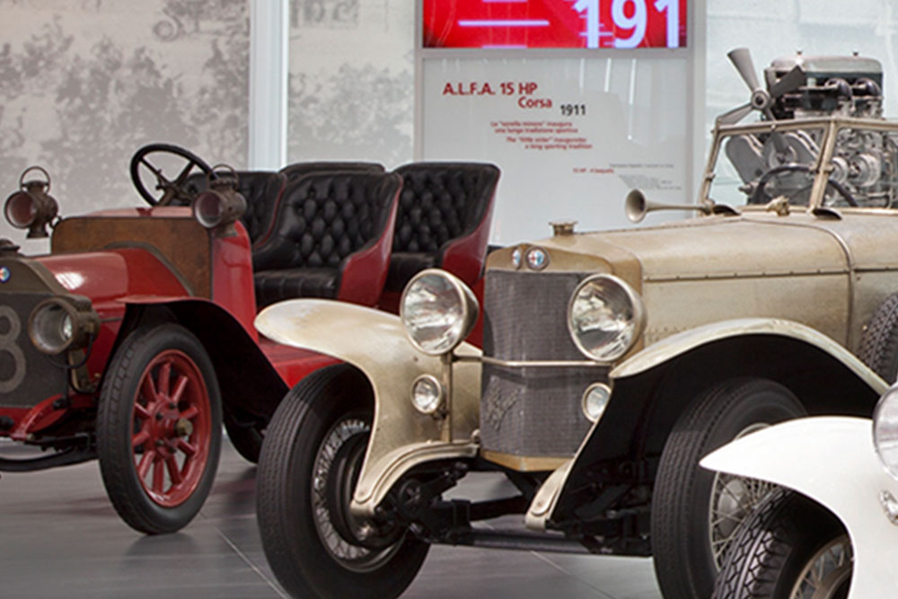 Museo Alfa Romeo Milano